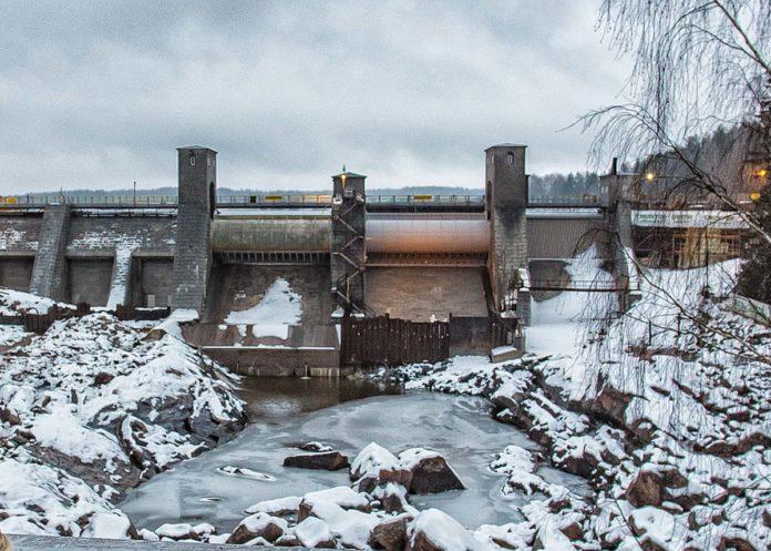 Водопад Иматры. Фото: Илья Киряков