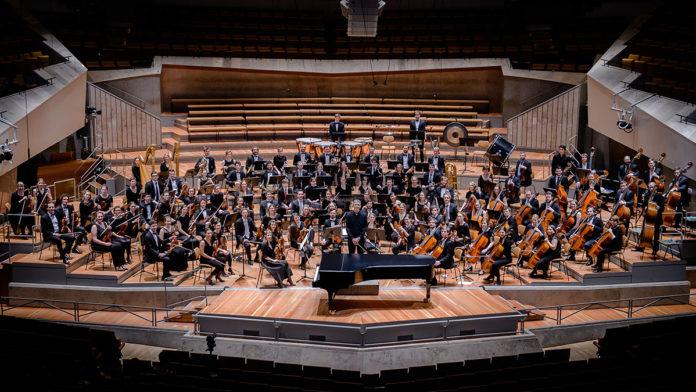 Симфонический оркестр Молодежный ансамбль Берлина