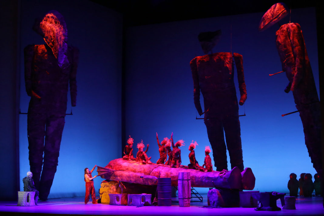 Siegfried by Natasha Razina © State Academic Mariinsky Theatre